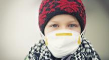 L'impact de pollution de l'air sur le psychisme des enfants
