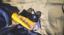 crème solaire enfant