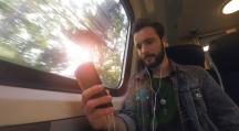 Des chercheurs évaluent le risque de transmission du Covid-19 lors d'un trajet en train