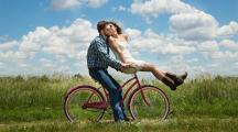 couple sur un vélo