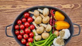 casserole légumes