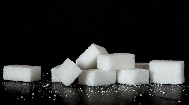 carrés de sucre