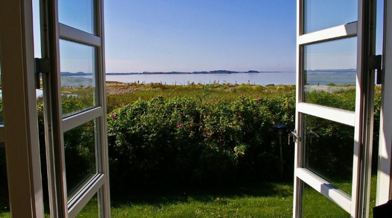 fenêtres ouvertes