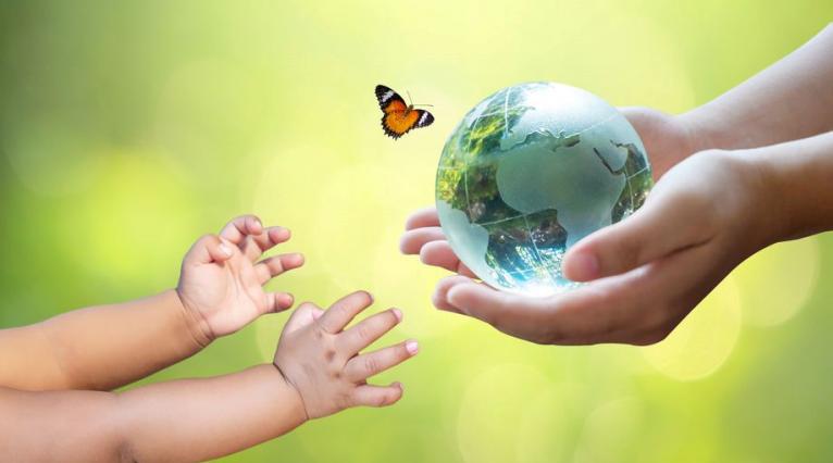 initier enfant écologie