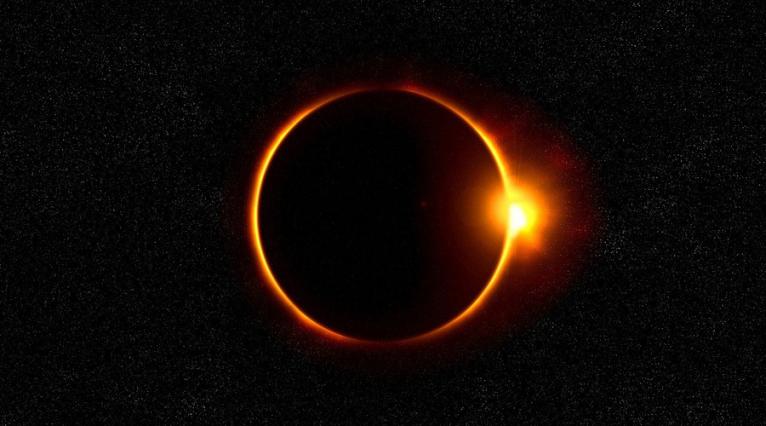éclipse soleil annulaire