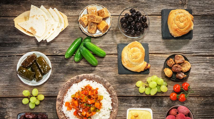 Repas du ramadan