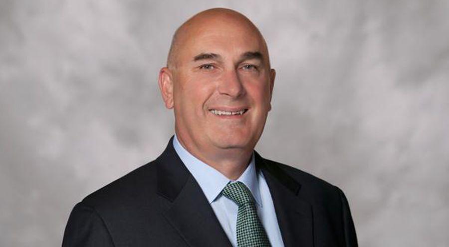 Portrait photo d'Hugh Grant, actuel PDG de Monsanto