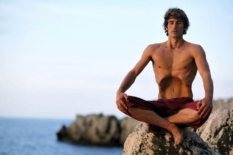 Guillaume Néry, champion du monde d'apnée en poids constant