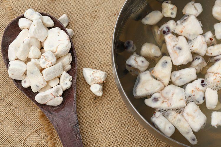 Pulpe déshydratée de fruit du baobab