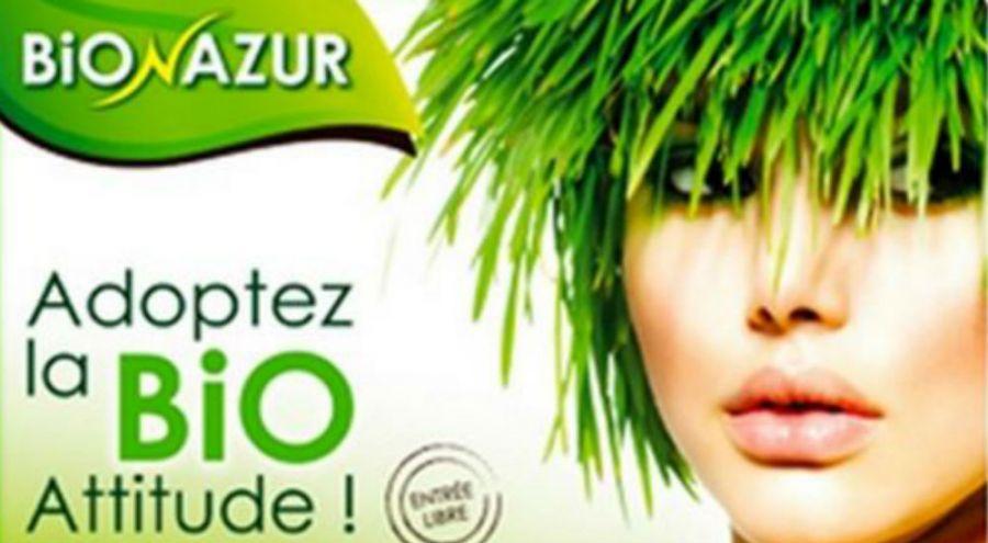 Affiche du salon Bionazur de Nice