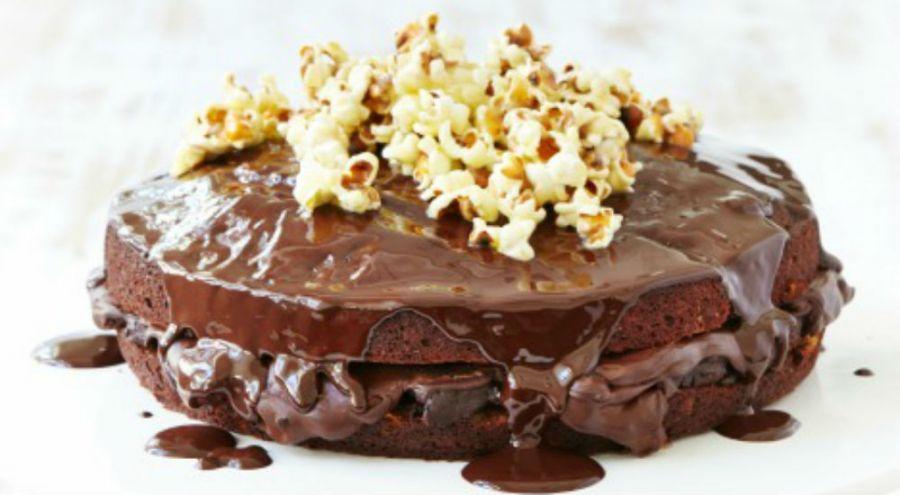 gâteau courgette chocolat sans sucre