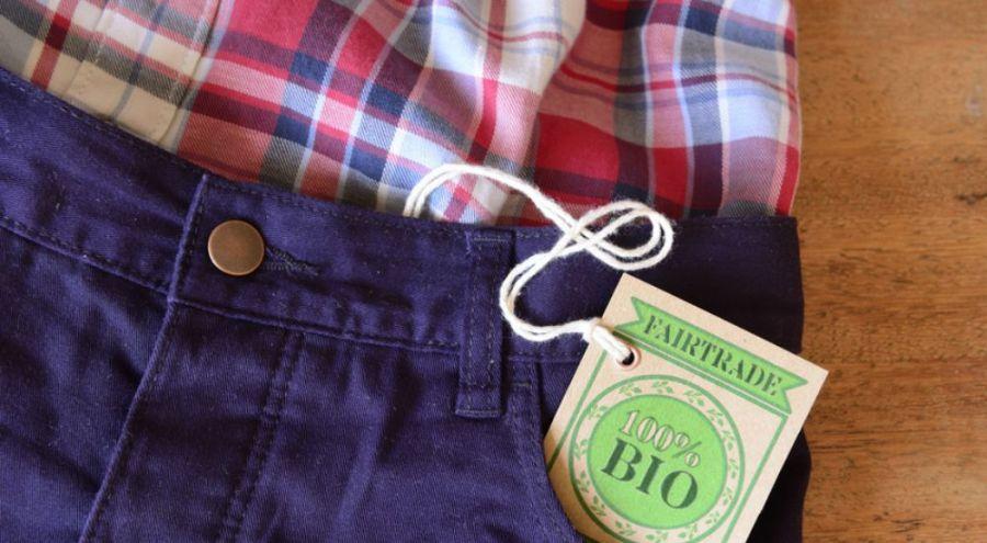 Jean et chemise certifiés bio