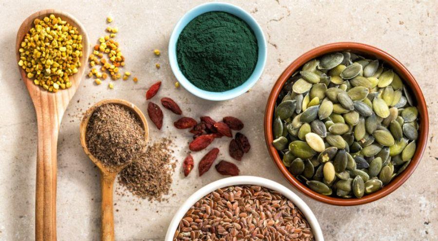 Les 15 aliments les plus riches en protéines végétales   Bio à la une 091015ec9c1