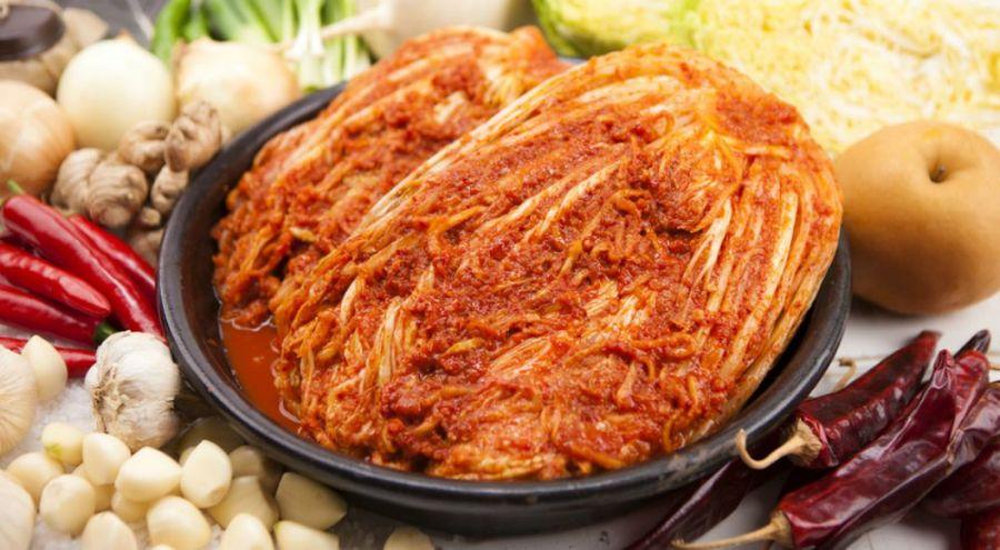 Kimchi pimenté