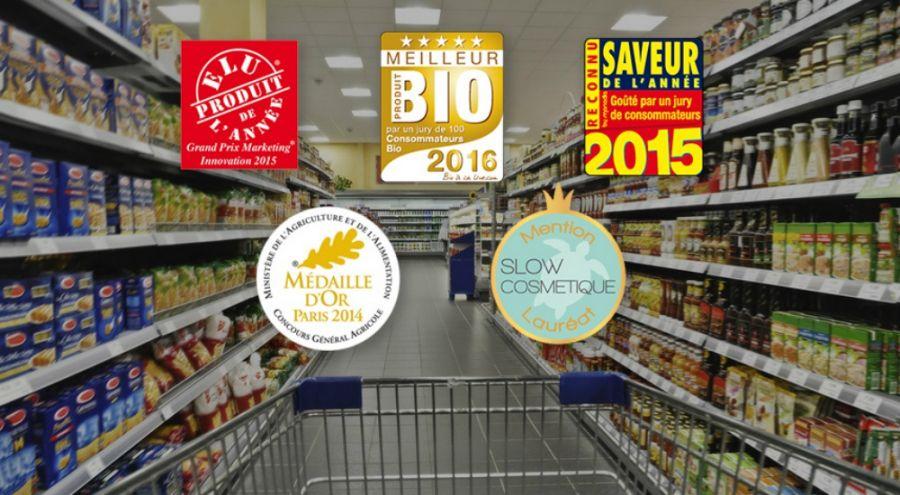 5 distinctions populaires présentes sur nos produits