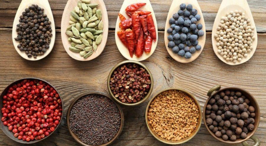 Épices et aromatiques