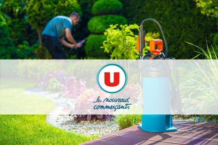 un produit phytosanitaire utilisé pour le jardinage