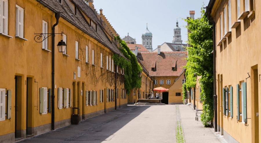 Les habitants de ce quartier allemand paient le loyer le plus bas du monde