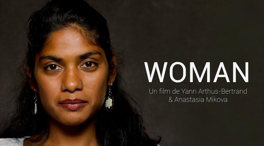 WOMAN, le nouveau documentaire de Yann Arthus-Bertrand