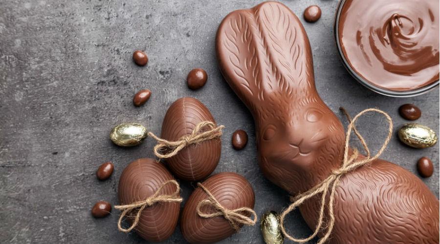 chocolat bio pour Pâques