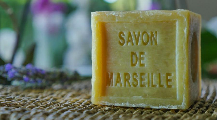 du vrai savon de Marseille