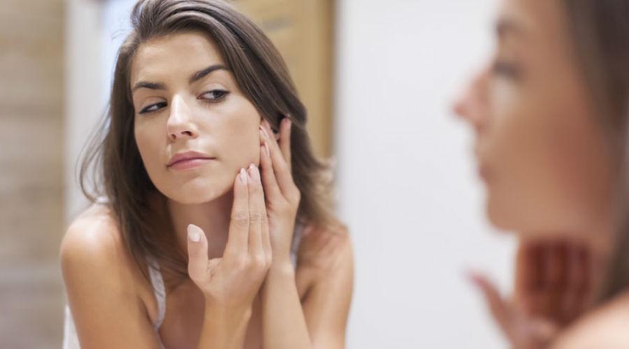 Comment soigner l acné naturellement     Bio à la une d9add87f034