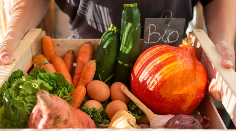 Les 10 aliments qu'il faut consommer bio