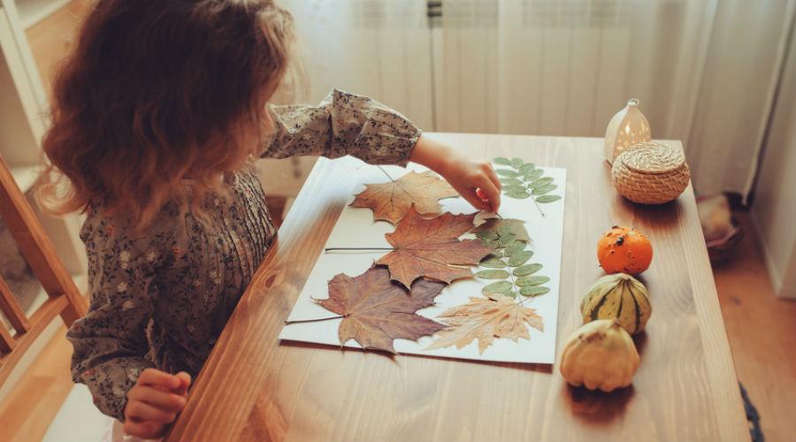 Activités ludiques pour célébrer l'automne avec nos enfants
