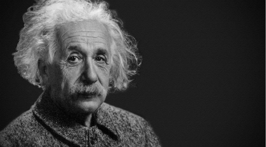 Einstein vous délivre le précieux secret du bonheur