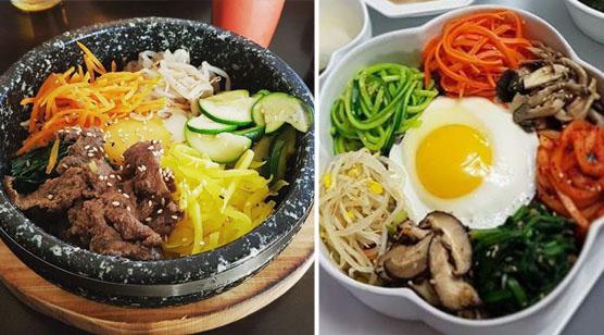 Bibimbap : le bol de riz coréen, sain et gourmand