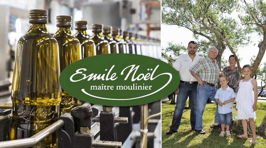 Emile Noël, des huiles bio et équitable de père en fils