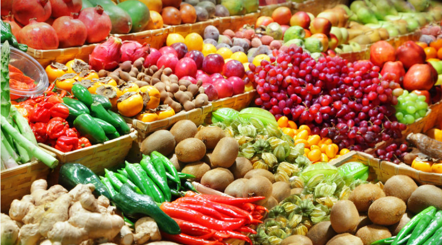 Pesticides : classement des fruits et légumes les plus contaminés