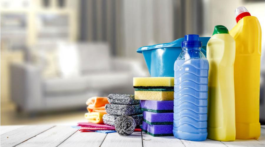 Produits ménagers : des substances toxiques qui endommagent nos poumons