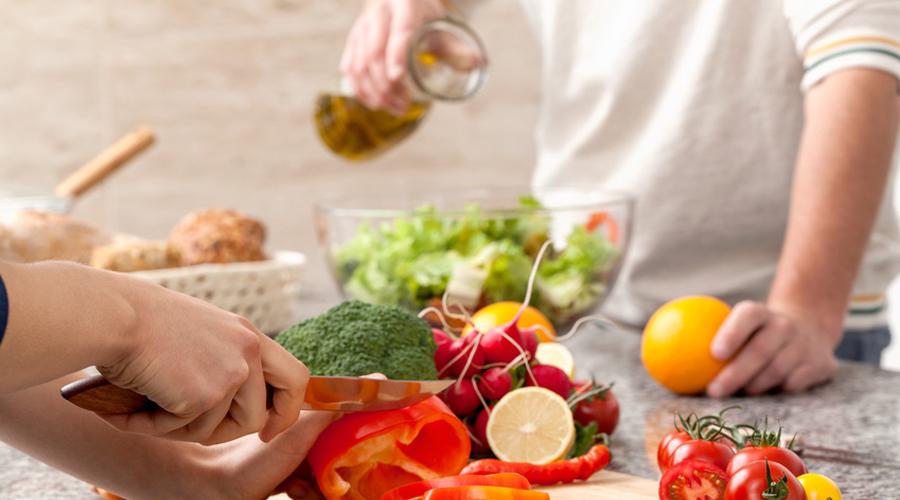 fruits et légumes cuisine