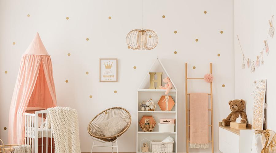 Aménager une chambre déco et écolo pour bébé | Bio à la une