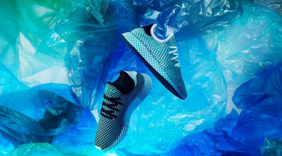 Lance Une Nouvelle Sa Basket En Plastique RecycléBio La À Adidas OPuXTwikZ