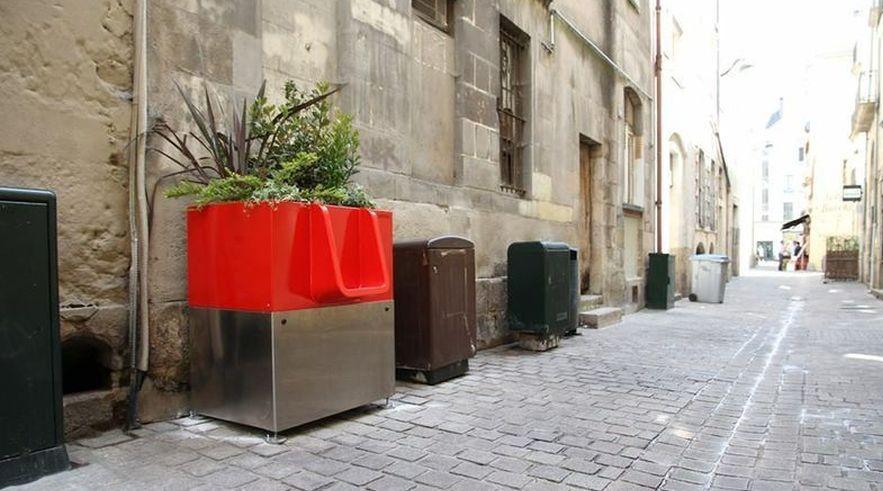 urinoirs écolo parisiens