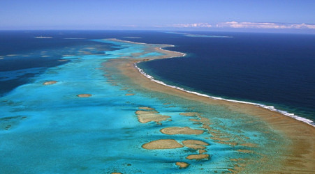 barrière de corail Nouvelle-Calédonie