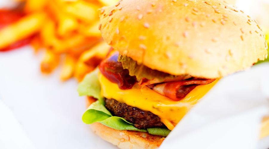 Mcdo burger