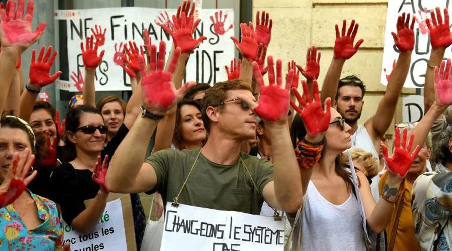 Marche pour le climat : mobilisation dans toute la France