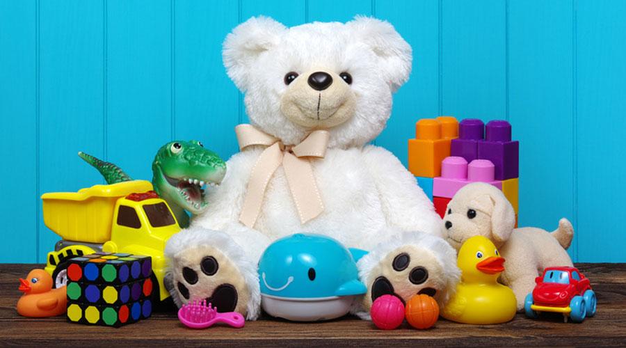 Des jouets