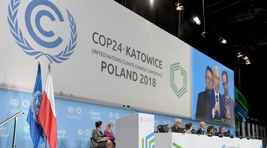 COP24 Pologne