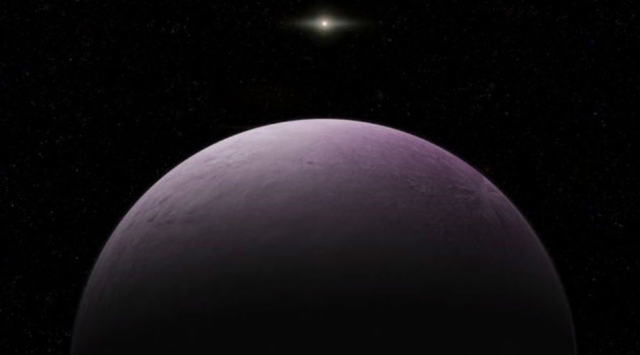 Farout La Planete La Plus Lointaine Du Systeme Solaire Jamais Decouverte Bio A La Une