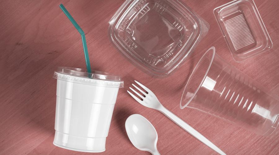 Les plastiques à usage unique interdits en Europe en 2021