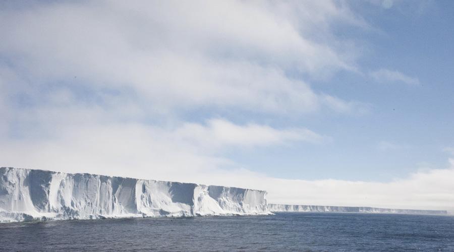fonte des glaces Antarctique