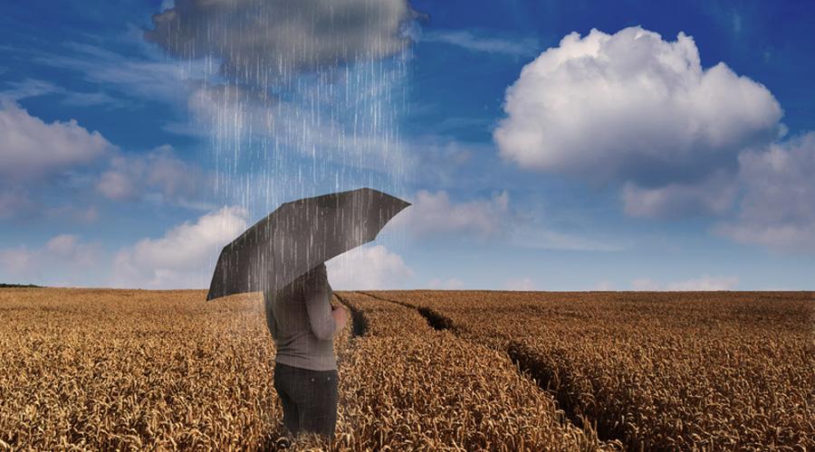 mauvais temps et récoltes
