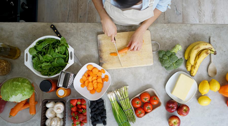 microbiote alimentation et dépression
