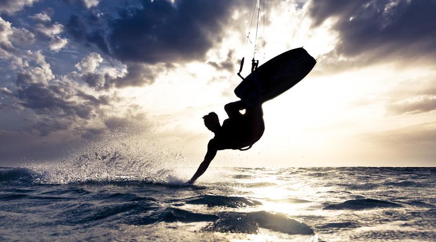 Le surf, bientôt aux jeux olympiques