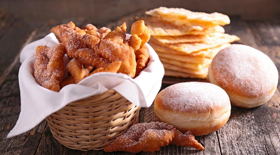 20 idées de recettes originales de beignets, crêpes et gaufres à tester pour Mardi gras