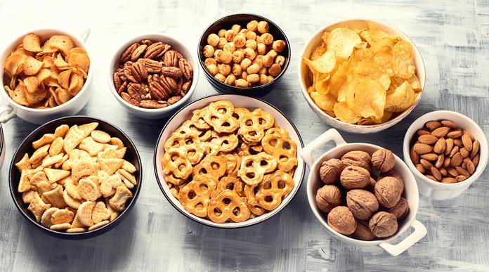 Les biscuits et chips en tout genre présentent de fortes teneurs en acrylamide.